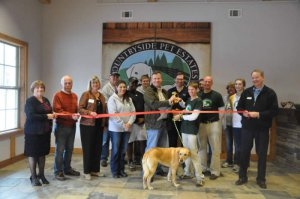 Countryside Pet Estates team on the Opening Day